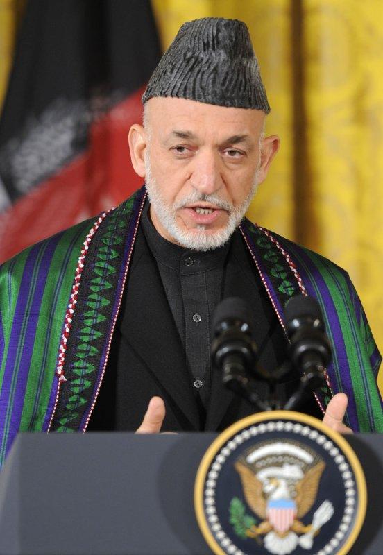 U.S., Britain accused of operating 'secret prisons' in Afghanistan