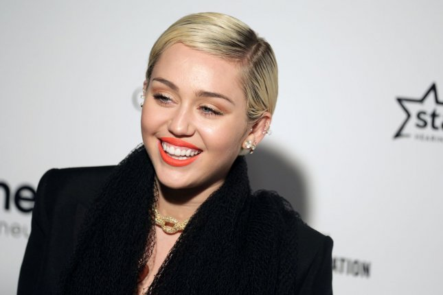 Miley Cyrus created The Happy Hippie Foundation to fight homeless youth. File Photo by Jonathan Alcorn/UPI