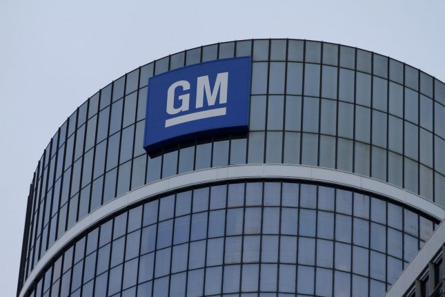 General Motors announced it would offer buyouts to 18,000 salaried employees in North America with 12 or more years of experience. File Photo by Brian Kersey/UPI