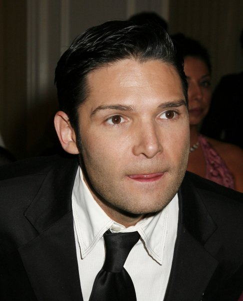 Corey Feldman arrives on the red carpet at the 18th annual Night of 100 Stars Oscar viewing party at the Beverly Hills Hotel in Beverly Hills, California on February 24, 2008. (UPI Photo/David Silpa)