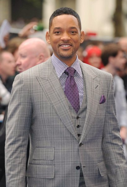 Will Smith will executive produce a new Fox comedy inspired by his 2005 film, 'Hitch.' (UPI/Paul Treadway)