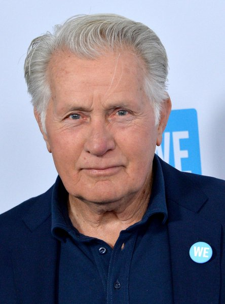 Actor Martin Sheen was among the celebrities who fled their California homes this week due to wildfires. File Photo by Jim Ruymen/UPI