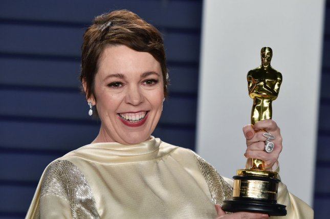 Olivia Colman will play Queen Elizabeth II in Seasons 3 and 4 of The Crown. File Photo by Christine Chew/UPI