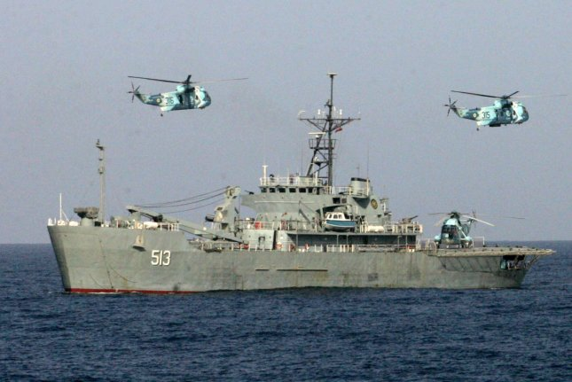 Iran threatened war if Israeli warships enter the Persian Gulf as part of the U.S. maritime coalition