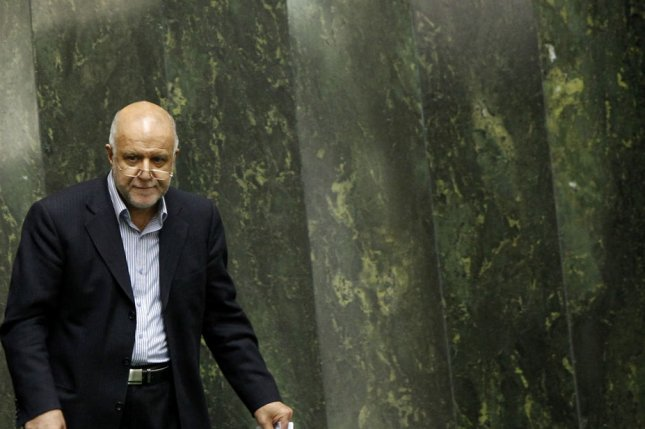 Iranian Minister for Oil Bijan Zanganeh has been appointed to a second term in office, one of a few holdovers for Iranian President Hassan Rouhani. File photo by Maryam Rahmanian/UPI