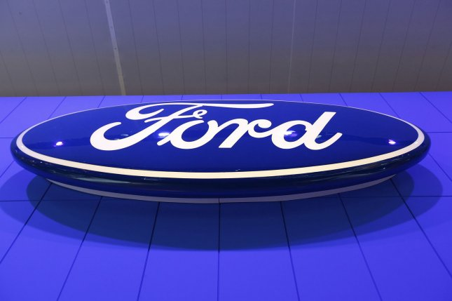 Ford CEO Jim Farley compared the battery venture to the building of engines and powertrain components in the early 1900s and said it will safeguard against future shortages.File Photo by Brian Kersey/UPI