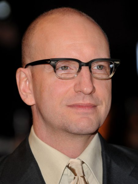 American director Stephen Soderbergh attends the premiere of Che at The Times BFI London Film Festival at Odeon West End, Leicester Square in London on October 25, 2008. (UPI Photo/Rune Hellestad)