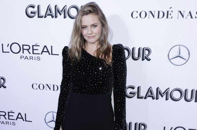 Actress Alicia Silverstone reunited with her former Clueless cast-mates this weekend. File Photo by Jason Szenes/UPI