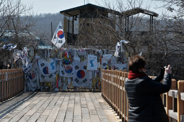 A South Korean man who fled the North in 2008 died Monday after testing positive for the novel coronavirus, activists in Seoul said. File Photo by Keizo Mori/UPI