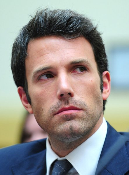 Actor Ben Ben Affleck testifies before a House Africa, Global Health, and Human Rights Subcommittee hearing on The Democratic Republic of the Congo: Securing Peace in the Midst of Tragedy, in Washington on March 8, 2011. UPI/Kevin Dietsch......