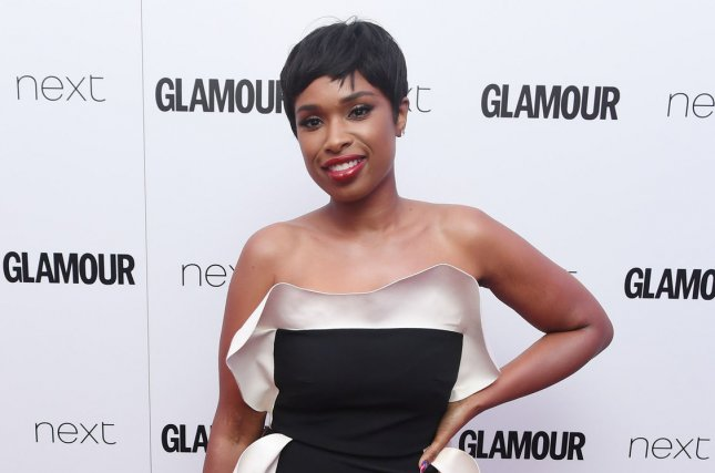 Jennifer Hudson attends The Glamour Women Of The Year Awards on June 6. Hudson faced off against James Corden in the latest edition of Drop the Mic. Photo by Rune Hellestad/ UPI