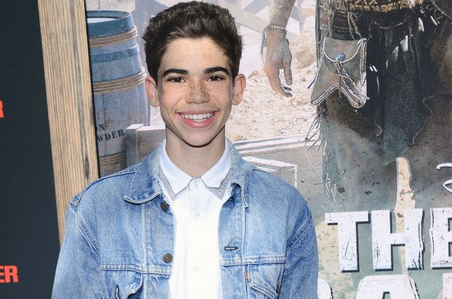 Actor Cameron Boyce was being treated for epilepsy before his death from a seizure on Saturday. File Photo by Jim Ruymen/UPI
