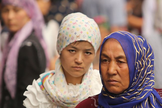 The BBC is banned in Hong Kong and China after the British broadcaster release a report on China's crackdown in Xinjiang and detention of ethnic Uighurs. File Photo by Stephen Shaver/UPI