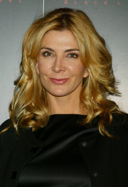Natasha Richardson arrives for the launch party for the 2007 Samsonite Black Label Collection at Eyebeam in New York on November 14, 2006. (UPI Photo/Laura Cavanaugh)