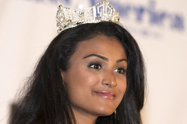 Nina Davuluri, Miss America 2014. ABC says it plans to air a special program called Countdown to Miss America before the iconic beauty pageant begins Sunday night. UPI/John Anderson