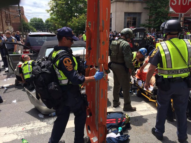 Charlottesville Police Chief Al Thomas retired Monday, following a 220-page report criticizing his handling of the Aug. 12 white nationalist rally that took place in the city. File Photo by Virginia State Police/UPI