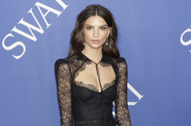 Emily Ratajkowski Debuts Massive, Two-Stone Engagement Ring!
