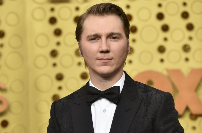 Paul Dano will star as The Riddler in The Batman opposite Robert Pattinson as the caped crusader. File Photo by Christine Chew/UPI