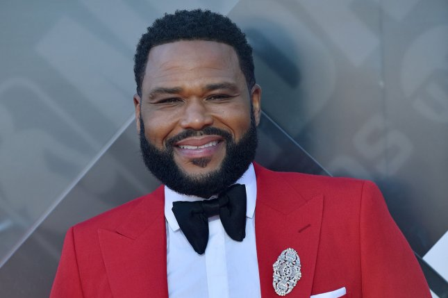 Black-ish star Anthony Anderson attends the 2018 NBA Awards in June 2018. FX is airing a marathon of Black-ish and a selection of films in honor of Juneteenth. File Photo by Chris Chew/UPI