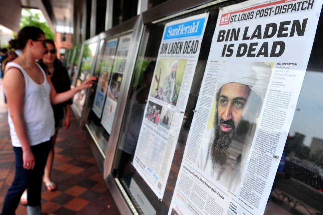 The death of leader Osama bin Laden is a reason for the suspected decline in importance of the al-Qaida. UPI/Kevin Dietsch