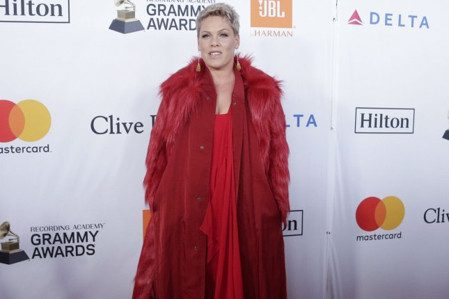 Pink Postpones Concert Due To 'Awful Virus' Infecting Her Whole Family!