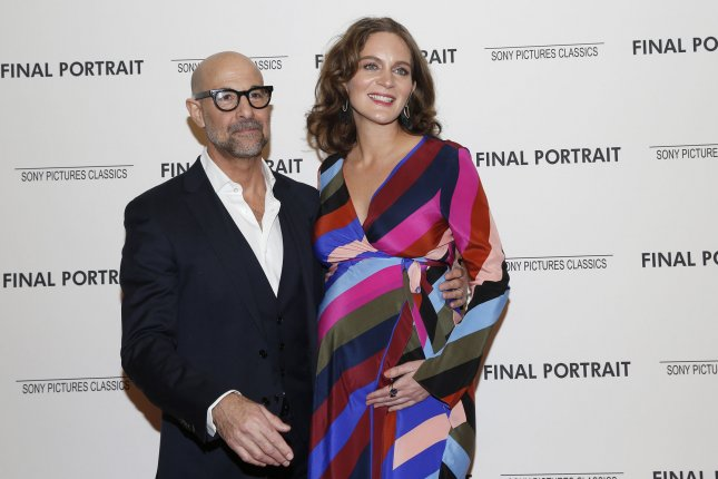 Stanley Tucci, Felicity Blunt Expecting Second Child: See Her Baby Bump