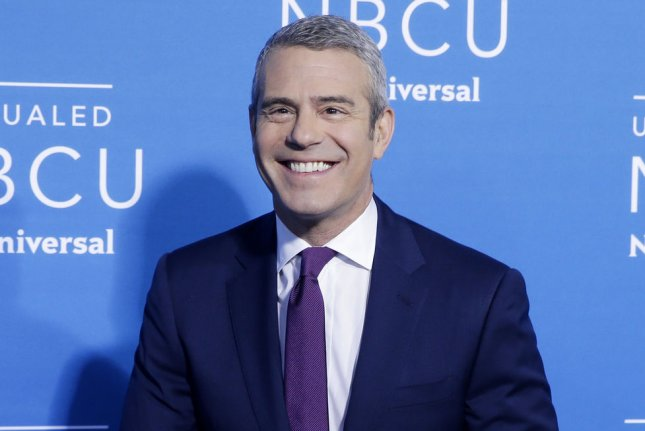 The Andy Cohen Diaries, a new show about Watch What Happens Live host Andy Cohen, is coming to Quibi. File Photo by John Angelillo/UPI