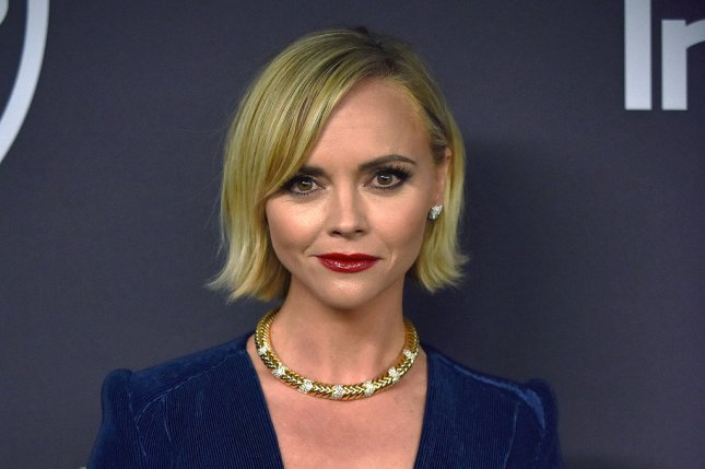 Christina Ricci attends the 20th annual InStyle and Warner Brothers Golden Globes After-Party at the Beverly Hilton on January 6. She turns 39 on February 12. File Photo by Christine Chew/UPI