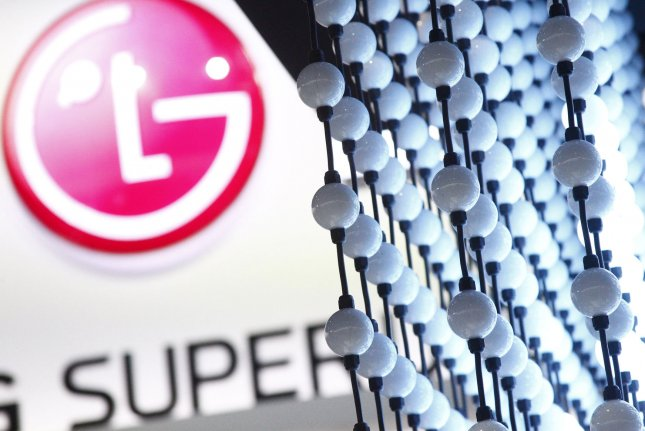 South Korean tech firms like LG Electronics are to introduce service robots in the country. File Photo by James Atoa/UPI