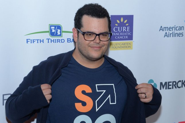 Josh Gad attends the 5th biennial Stand Up To Cancer televised fundraising event at the Walt Disney Concert Hall on September 9. Gad has recruited Judi Dench to ask Daisy Ridley questions concerning Star Wars: The Last Jedi in a new video. File Photo by Jim Ruymen/UPI