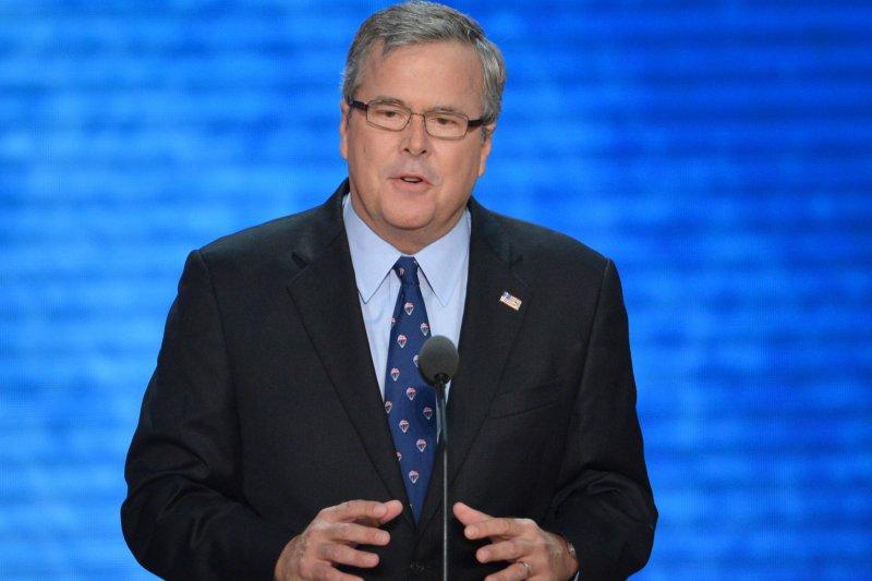 Former Florida Governor Jeb Bush. (File/UPI/Kevin Dietsch)