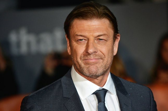 The Frankenstein Chronicles star Sean Bean attends the world premiere of The Martian in Toronto on September 11, 2015. File Photo by Christine Chew/UPI