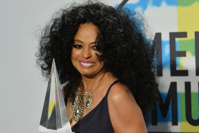 Singer and actress Diana Ross is to perform at the Grammy Awards on Feb. 10. File Photo by Jim Ruymen/UPI