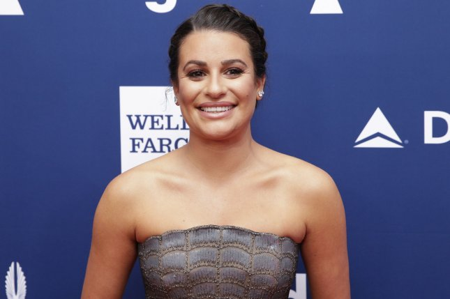 Actress Lea Michele is to star in ABC's Same Time, Next Christmas. File Photo by John Angelillo/UPI