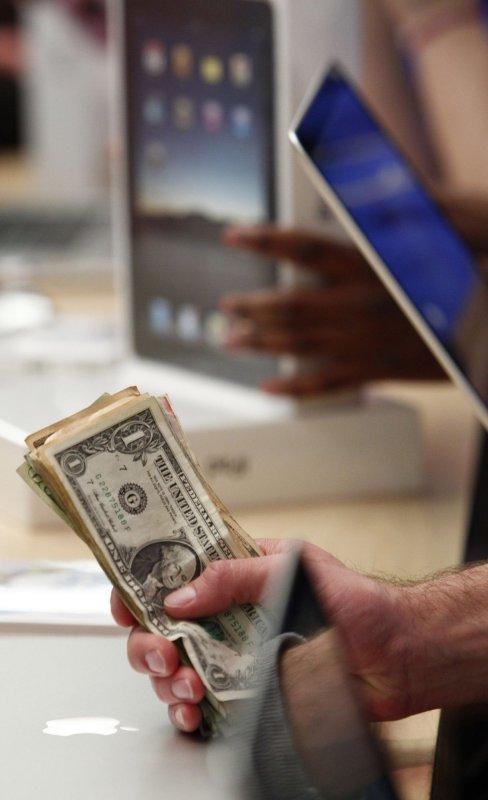 Lost iPad helps owner find it across U.S.