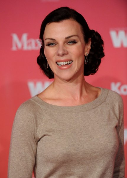 Actress Debi Mazar arrives at the Women in Film Crystal + Lucy Awards in Los Angeles on June 12, 2009. The awards, presented by Women In Film, Los Angeles, honor outstanding women for their contribution to the entertainment industry. (UPI Photo/Jim Ruymen)