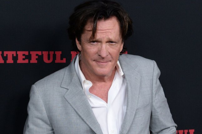 Cast member Michael Madsen attends the premiere of The Hateful Eight in Los Angeles on December 7, 2015. File photo by Jim Ruymen/UPI