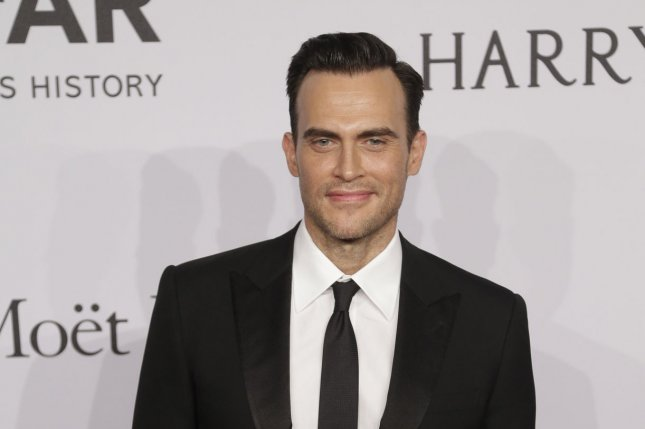 Cheyenne Jackson arrives on the red carpet 2016 amfAR New York Gala at Cipriani Wall Street on February 10, 2016 in New York City. Jackson has confirmed on social media that he is returning to American Horror Story for Season 6. File Photo by John Angelillo/UPI