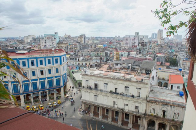 Canada's prime minister said from Havana commercial ties could expand for both countries. Canada is home to one of the few foreign companies working in the Cuban energy sector. Photo by U.S. Department of State/UPI