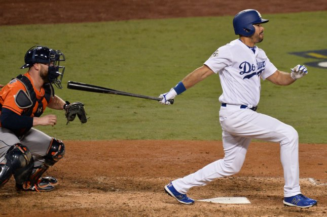 Andre Ethier now a free agent after Dodgers decline $17.5M option