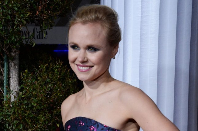 Actress Alison Pill is set to co-star with Patrick Stewart in a new Star Trek series on CBS All Access. File Photo by Jim Ruymen/UPI