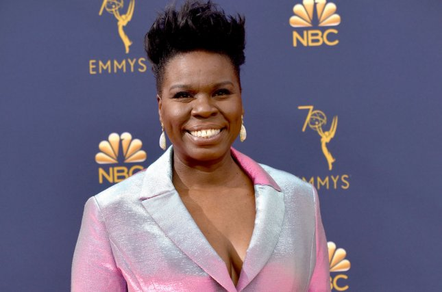 ABC announced comedian Leslie Jones will host its game show Supermarket Sweep. File Photo by Christine Chew/UPI