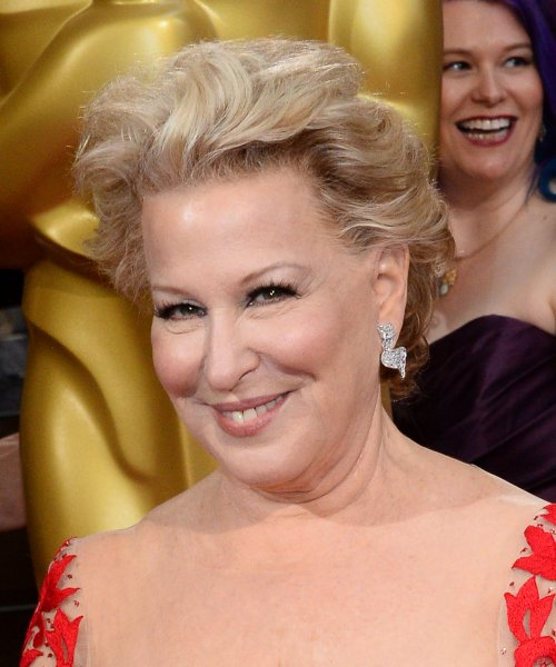 Actress Bette Midler said in a Reddit AMA she would be happy to reprise her role as Winifred Sanderson for a sequel to Disney's Halloween classic Hocus Pocus. UPI/Jim Ruymen