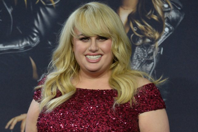Rebel Wilson has teased on social media that a fourth Pitch Perfect film is in the works alongside Anna Camp and Brittany Snow. File Photo by Jim Ruymen/UPI
