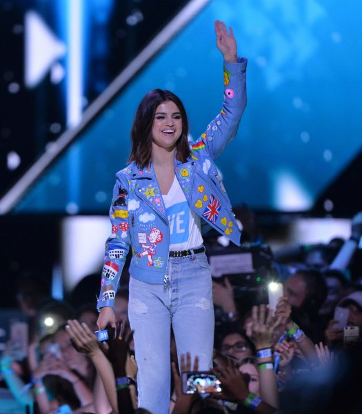 Selena Gomez was named Billboard's Woman of the Year for 2017. File Photo by Jim Ruymen/UPI