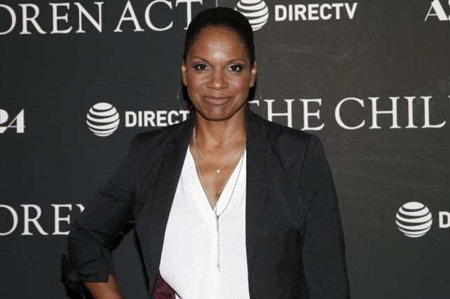 Actress Audra McDonald is to star in a new Broadway production of Terrence McNally's play Frankie and Johnny in the Clair de Lune. File Photo by John Angelillo/UPI