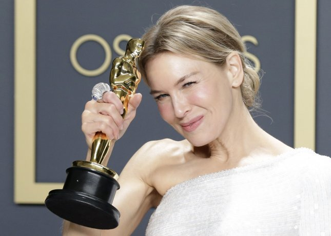 Renee Zellweger is set to star in the NBC crime drama, The Thing About Pam. File Photo by John Angelillo/UPI