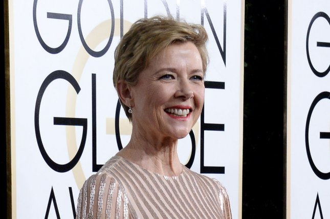 Annette Bening attends the 74th annual Golden Globe Awards on January 8. Bening has signed on to star in Katrina: American Crime Story. File Photo by Jim Ruymen/UPI