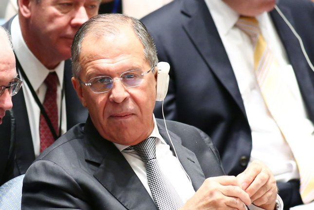 Russian Foreign Minister Sergei Lavrov said the Kremlin respects Iraq's sovereignty. Bilateral talks Monday came after Baghdad issued veiled warnings over oil contracts. File photo by Monika Graff/UPI