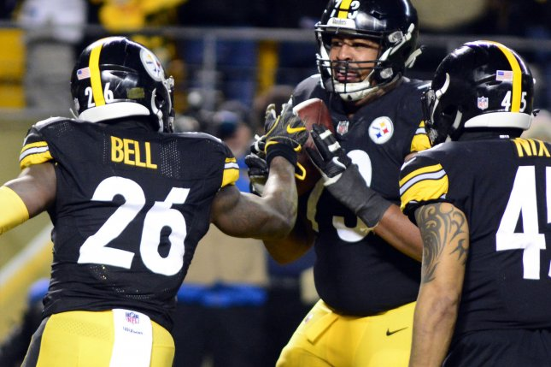 pretty nice ee7fd 747cd Ramon Foster warns former Steelers: 'Don't burn too many ...